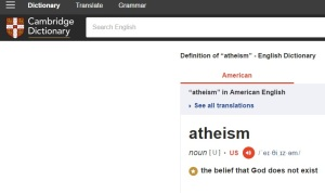definition-of-atheism-cambridge